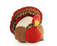 Décoration de la Turquie de tissu Photographie stock