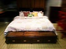 Décoration de lit Photos libres de droits