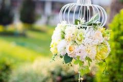Décoration de mariage Images stock
