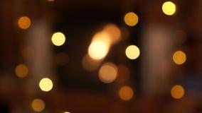 Décoration de Noël à la maison Arbre et jouets de Noël Fireplase et bougies clips vidéos