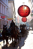 Décoration de Noël à Vienne Photo stock