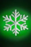 Décoration de Noël - éclaille de neige   photos libres de droits