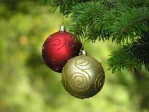 Décoration de Noël photos libres de droits