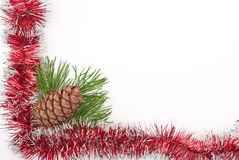Décoration de Noël photo stock