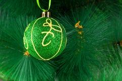 Décoration de Noël Images libres de droits