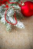 Décoration #2 de Noël Image stock