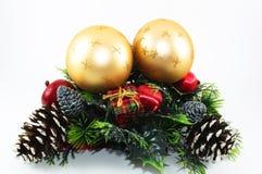 Décoration de Noël Photographie stock