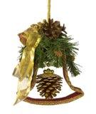 décoration de Noël image stock