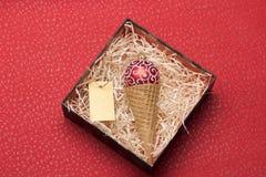 Décoration de Noël coloré ou de nouvelle année Photographie stock