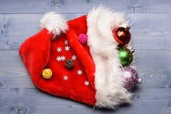 Décoration de Noël coloré ou de nouvelle année Image stock