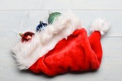 Décoration de Noël coloré ou de nouvelle année Photo libre de droits