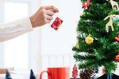 Décoration de Noël et d'an neuf images libres de droits