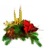Décoration de Noël et d'an neuf Image stock