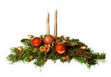 Décoration de Noël et d'an neuf Photographie stock libre de droits