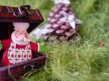 Décoration de Noël pendant l'année 2017 Photo libre de droits