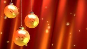 Décoration de Noël pour les vacances 2017 illustration libre de droits