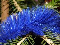 Décoration de Noël sur l'arbre de Noël Photos libres de droits