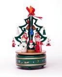 Décoration de Noël sur le blanc Image stock