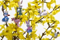 Décoration de Pâques. Image libre de droits