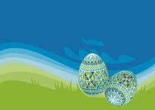 Décoration de Pâques Image libre de droits