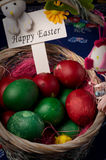 Décoration de Pâques Photos stock