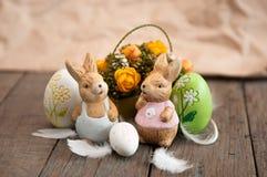 Décoration de Pâques Photographie stock libre de droits