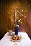 Décoration de Pâques Photo stock