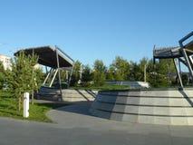 Décoration de parc images libres de droits