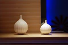 Décoration de poterie photographie stock