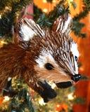 Décoration de raton laveur Photo stock