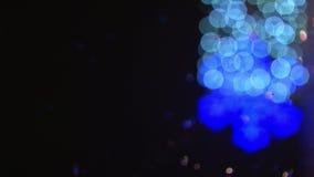 Décoration de rue de Noël clips vidéos