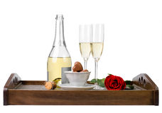 Décoration de Saint-Valentin Photographie stock