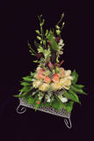 Décoration de sireh de fleur Photos stock
