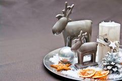 Décoration de Tableau pour Noël Image stock