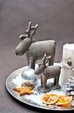Décoration de Tableau pour Noël Image libre de droits