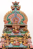 Décoration de temple Image libre de droits
