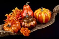 Décoration de thanksgiving Images stock