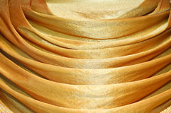 Décoration de tissus Photos libres de droits