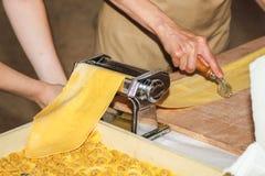 Décoration faite main de pâtes Photographie stock libre de droits