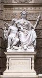 Décoration impériale de palais images libres de droits