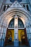 Décoration intérieure de Katedral Photos stock