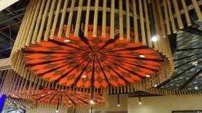 Décoration moderne de plafond Images stock