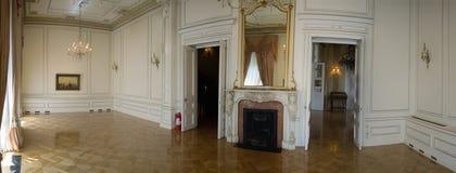 Décoration néoclassique photo stock