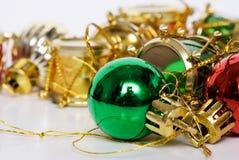 Décoration - ornement de Noël Photographie stock libre de droits