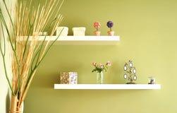 Décorations attrayantes de pièce Image stock