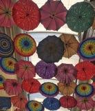 Décorations colorées Images stock
