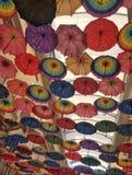 Décorations colorées Image libre de droits