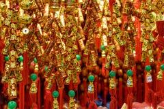 Décorations de chinois traditionnel Photos libres de droits