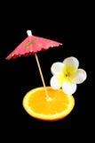 Décorations de cocktail Images stock