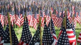Décorations de drapeau américain clips vidéos